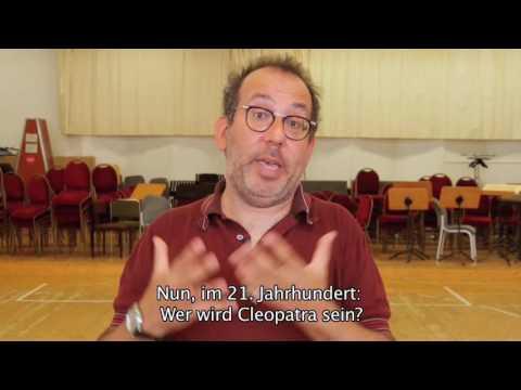 Die Perlen der Cleopatra | Barrie Kosky Preview | Komische Oper Berlin