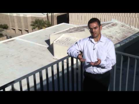 White Roofs Combat Warming Effect in Cities