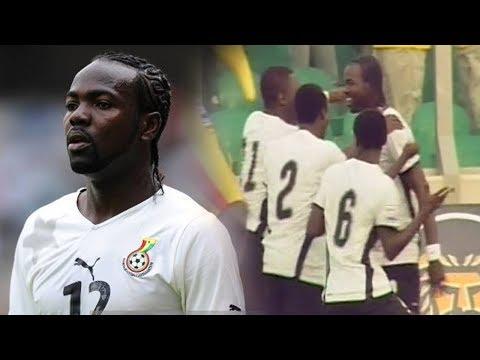 Prince Tagoe's brilliant goal against Benin in 2009