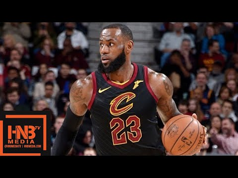 Cleveland Cavaliers vs Washington Wizards Full Game Highlights / Feb 22 / 2017-18 NBA Season