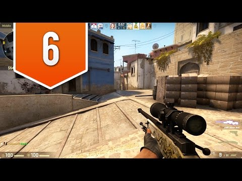 CS:GO - Road to Global Elite - Live Competitive Gameplay #6 - SWITCHING SIDES SUCKS!