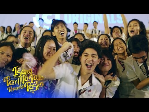 Isang Pamilya Tayo: Community Movie Screening sa Quezon City High School