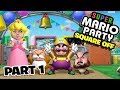 Super Mario Party Square Off Mode Part 1 - Funhaus Gameplay