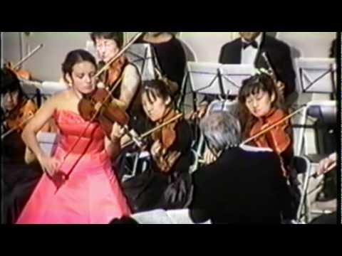 W.A. Mozart. Violinkonzert Nr. 4 D-Dur KV 218. Allegro