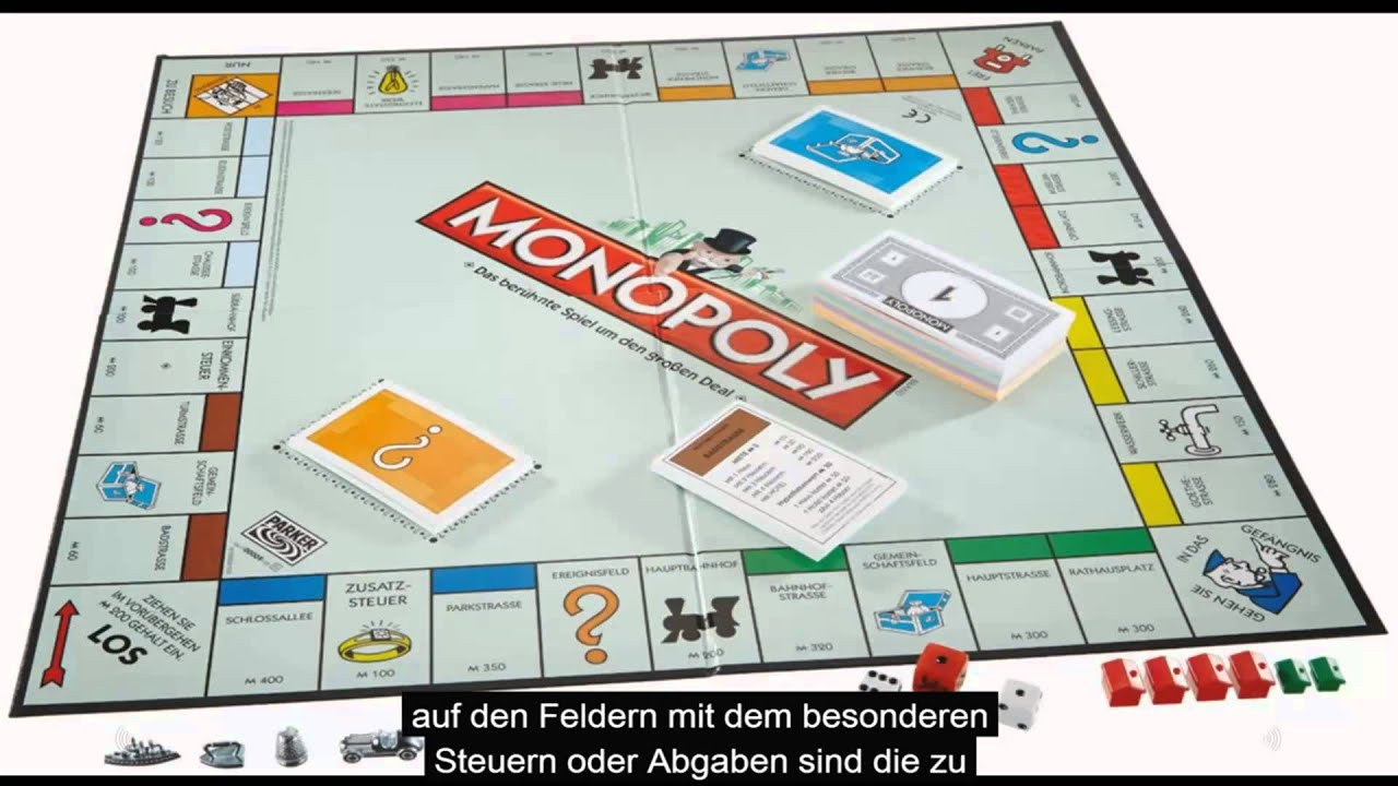 Monopoly ClaГџic Deutsch