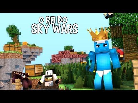 Minecraft: SKY WARS A VOLTA DO REI !