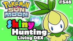 Live Reaction - FIRST (1) ENCOUNTER - Pokemon Mond - SOS Method - Shiny Lilminip / Shiny Petilil