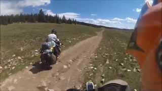 Continental Divide Ride 2013 Short Edit