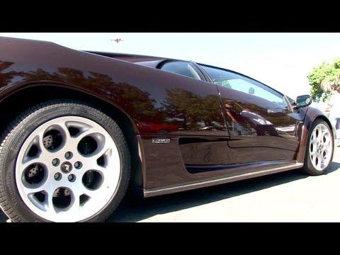 Lamborghini Diablo Countach Ferrari California And Cl63 Amg Acceleration Youtube