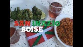 San Inazio Festival Boise Idaho Basque (Hegoak with lyrics) | Backpacking Diplomacy