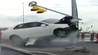 🇺🇸 AMERICAN CAR CRASH / INSTANT KARMA COMPILATION #154