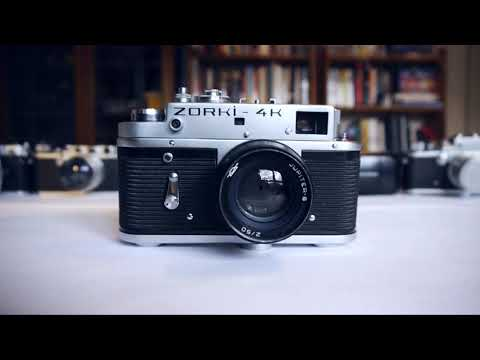 How To Use the Zorki 4 and 4K Rangefinder - Video Tutorial
