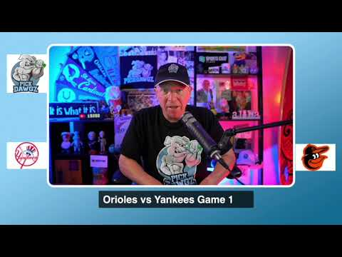 New York Yankees vs Baltimore Orioles Game 1 Free Pick 9/4/20 MLB Pick and Prediction MLB Tips