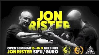 PREVIEW: Jon Rister 2018 Helsinki 10 video Seminar