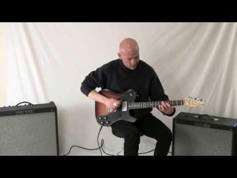 Fender Roadworn 72 Telecaster Custom