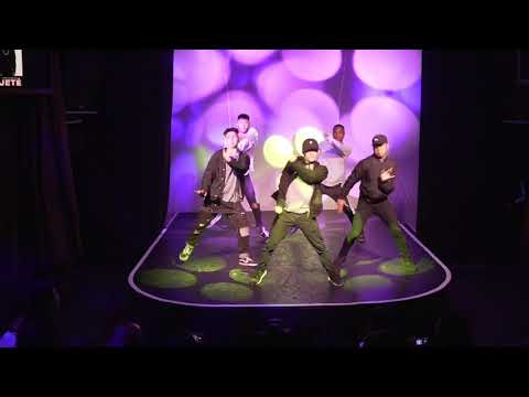 Ttwins (Tenoa & Terrence Spencer choreographer at club jete July 18th 2018
