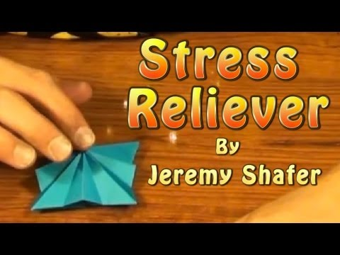 Origami Stress Reliever by Jeremy Shafer