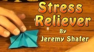 Fold An Origami Stress Reliever By Jeremy Shafer