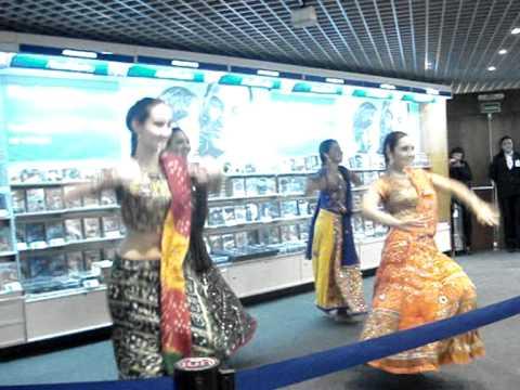 Bollywood Grooves Brazil na FNAC Pinheiros