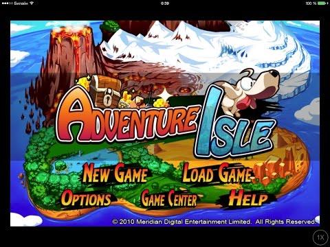 Adventure isle - Gameplay (ioss, ipad) (ENG)