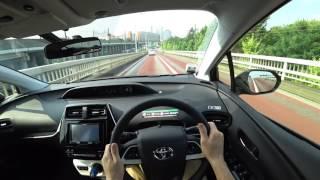 トヨタ 新型プリウス 50系 公道試乗 | TOYOTA PRIUS 50 POV Drive
