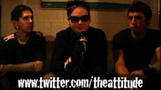 The Attitude Being interviewed on Indie Music Phoenix . Also Chester Bennington