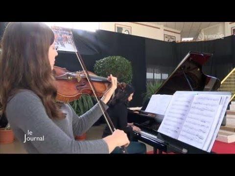 La Folle Journée : Rencontre avec 2 musiciennes vendéennes