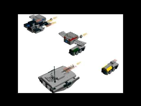 Lego Super Robot Hyperforce Go!