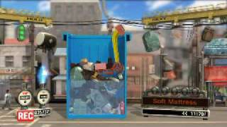 Trash Panic™ on Playstation 3 Gameplay Video
