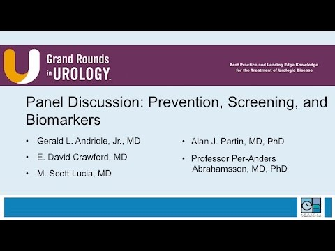 Prevention, Screening, and Biomarkers Panel Discussion