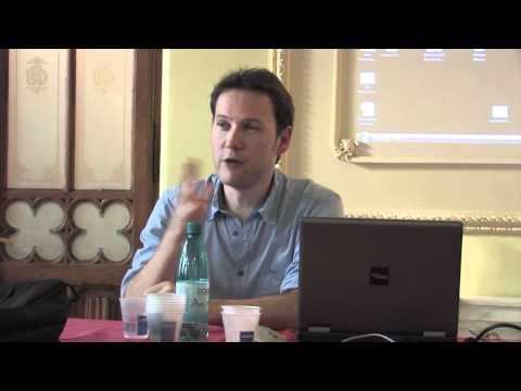SACR 2011 - Márton Rövid - The pro-Roma global civil society