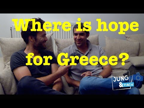 Where is hope for Greece? - Jung & Naiv: Episode 157