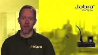 Jabra Pro 9470 Headset (9400 Serie)