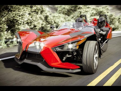 Near Crash W Polaris Slingshot Crash Car Youtube