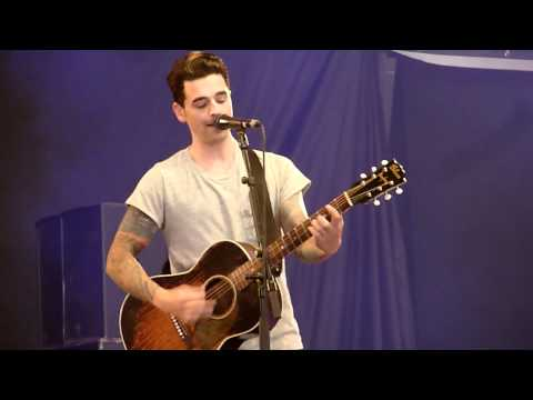 Again I Go Unnoticed, by Dashboard Confessional (@ Groezrock, 2011)