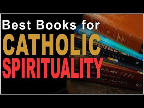 Top spirituality books for Catholics.