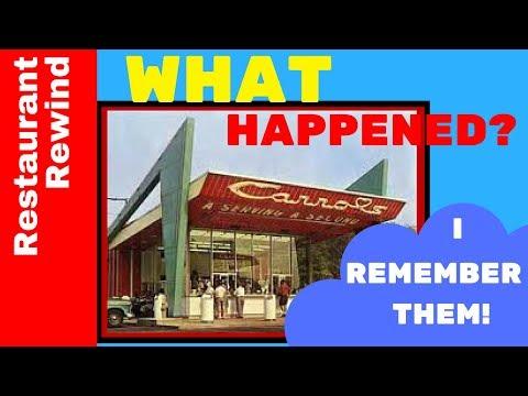 Restaurant Rewind 5 - What Happened to Carrols?