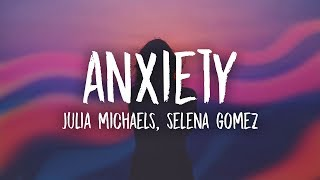 ... anxiety: new song by julia michaels, selena gomez 'anxiety' download: https://juliamichaels.lnk.to/innermo...