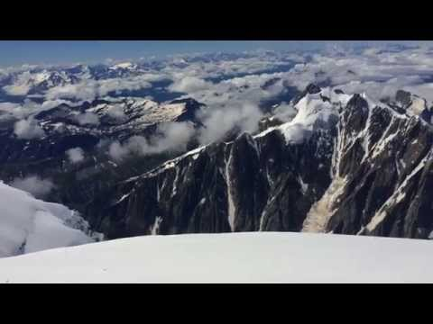 Mont Blanc With Dream Guides - July 2014