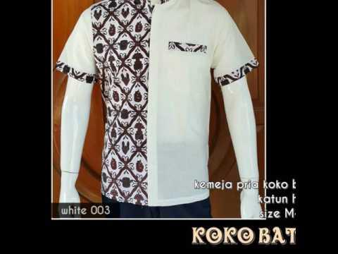 WA 087836092333, Batik Koko Al Mia, Baju Koko Batik Al Mia,