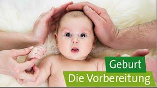 Geburt: die richtige Vorbereitung - Chefarzt Prof. Markus Schmidt
