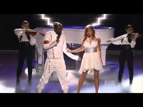 Black Eyed Peas on American Idol Live (2011) JCGE