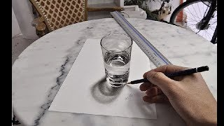 Amazing 3D Drawings That Will Blow Your Mind | 3D Optical Illusion Drawings (Part-2)