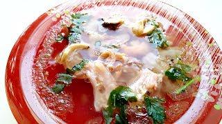 Хаш! Кавказское блюдо!