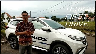 Daihatsu Terios 2018 First Drive - Tes Jarak Pendek