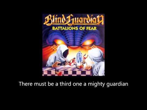 Blind Guardian - Guardian Of The Blind (Lyrics)