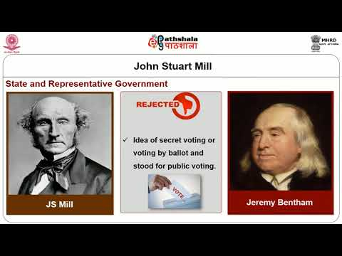 J S  Mill and T H  Green Reformist Liberals