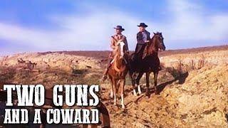 Two Guns and a Coward | BEST WESTERN | Full Movie | Cowboy Film | English | Wild West
