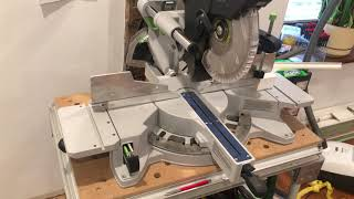No Table Saw, No Problem, The TS55 Tracksaw and the Festool System