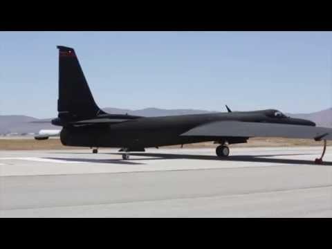 U 2 Takeoff Palmdale